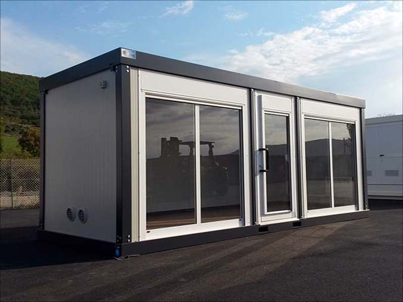 mise en situation bureau de vente bungalow pro. Black Bedroom Furniture Sets. Home Design Ideas