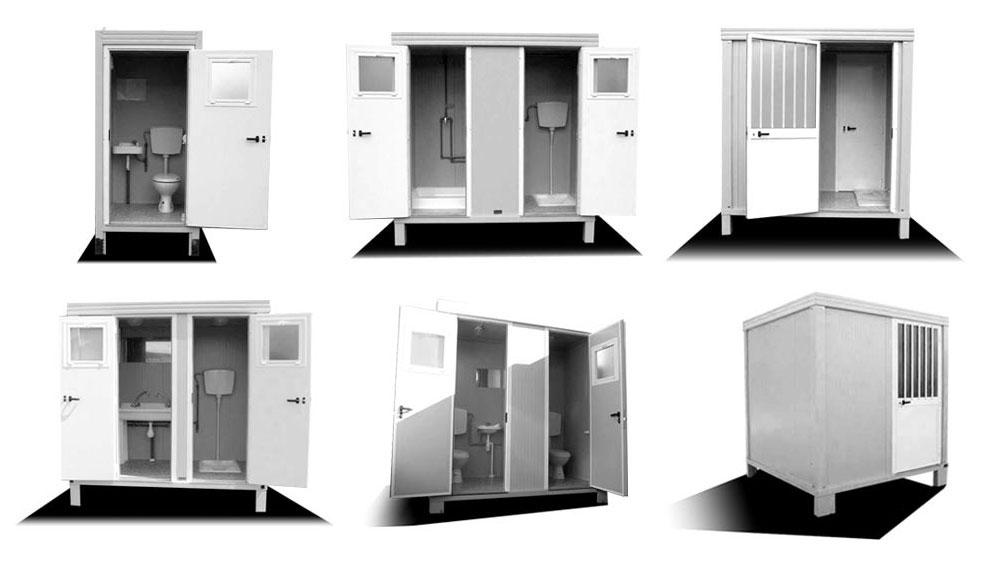 Bungalow Pro vous propose une gamme sanitaires neuf en France