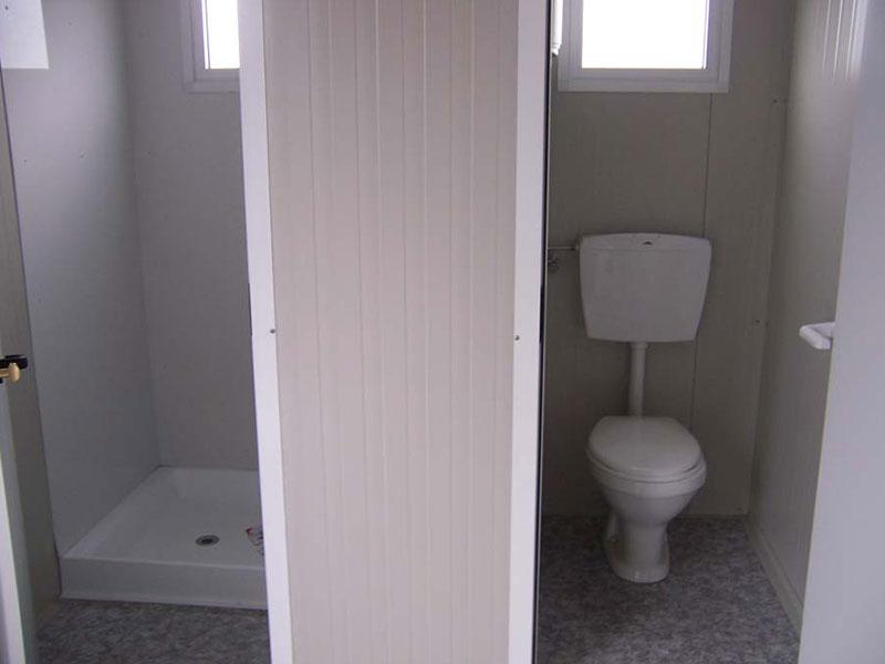 Réalisation d'un sanitaire dans le 44